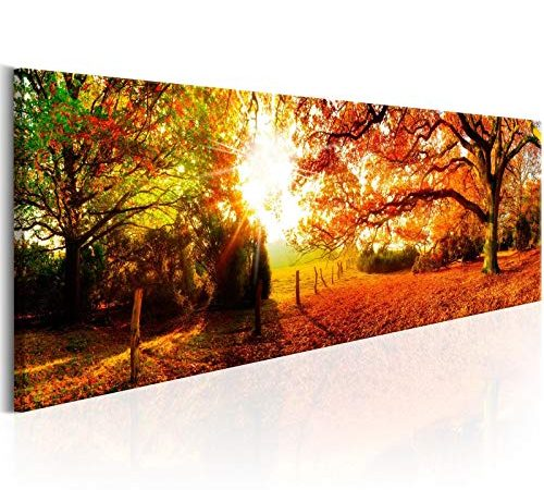 Wondrous Red Forest Canvas Wall Art Living Room Wall Decor Long Home Interior And Landscaping Palasignezvosmurscom
